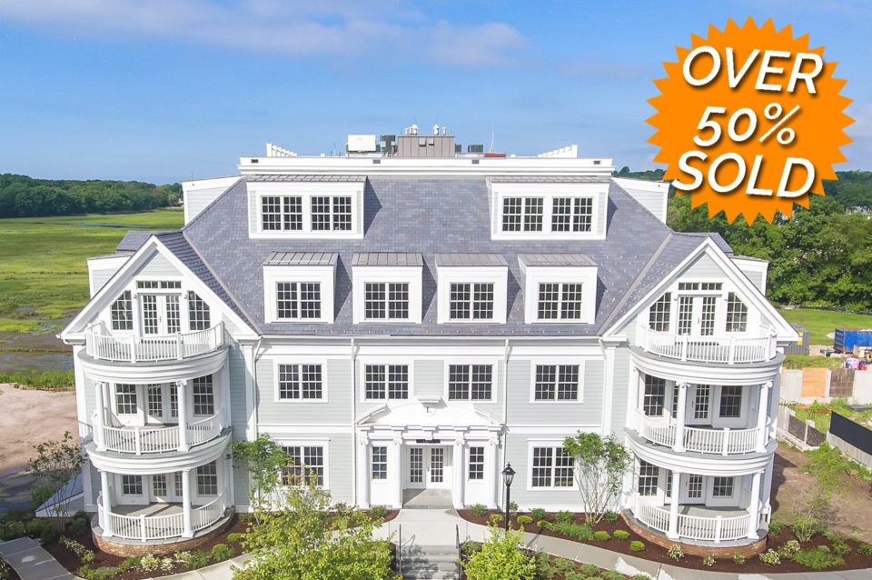 Leete Building - 50% Sold